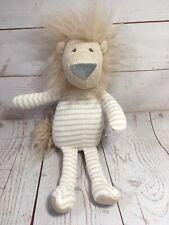 Mud Pie Knit Sweater Lion Plush Doll Soft Baby Toddler Toy Stuffed Animal