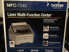 Brother MFC-7240 All-In-One Compact Laser Fax/Printer/Copier