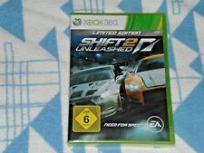 Shift 2: Unleashed  Limited Edition Für Xbox 360  NEU OVP