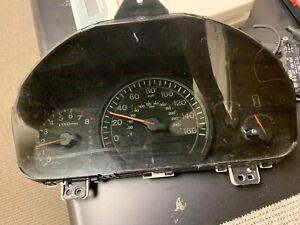2003 2004 2005 Honda Accord Speedometer Instrument Cluster OEM HR-0300 CRACKED