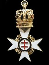 masonic regalia-KNIGHTS TEMPLAR (KT) PAST PRECEPTOR COLLAR JEWEL (NEW)
