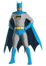 ADULT PREMIUM CLASSIC BATMAN COSTUME SIZE LARGE (with defect)