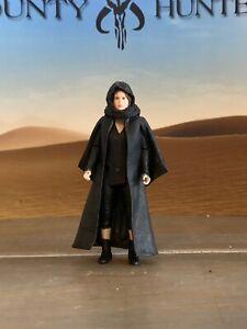 Star Wars Custom 3.75 mysterious Jedi from The Mandalorian figure