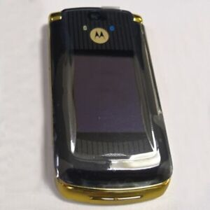 Motorola RAZR2 V8 GSM 2MP Camera 512MB/2GB Bluetooth Flip Unlocked Mobile Phone