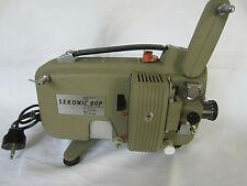 Sekonic 80P Filmprojektor mit Resonar-Zoom 1:1,5/15-25 mm funktionsfähig