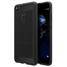 Huawei P10 Lite Case, Simpeak Premium Rugged Protector Back Case Anti Slip