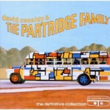 DAVID CASSIDY & THE PARTRIDGE FAMILY - THE DEFINITIVE COLLECTION  CD  POP NEU