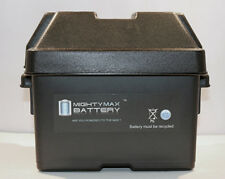 Mighty Max Group U1 Battery Box for Wilderness Tarpon 100 Trolling Motor