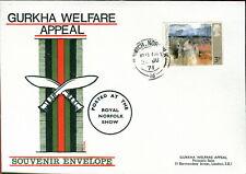GB 1971 Gurkha Welfare Appeal. Norfolk Show. Norwich