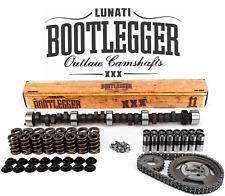 Lunati Bootlegger Performance Camshaft Kit for Chevrolet SBC 350 .515/.515 Lift