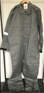 COMBAT OVERALLS AUSTRALIAN NAVY UNIFORM MILITARY HUNTING COVERALL - SIZE 112S