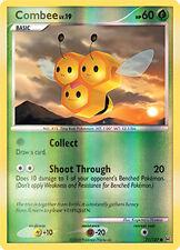 Combee Reverse Holo Common Pokemon Card Pt1 Platinum 71/127