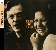 Elis & Tom [Slimline] by Elis Regina/Antônio Carlos Jobim (CD, Jun-2008, Verve)