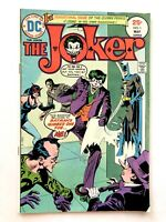 The Joker #1 First Issue DC Comics Bronze Age Key Issue VF-Batman Two-Face