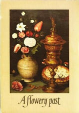 A flowery past: A survey of Dutch and Flemish flower painting from 1600 until th