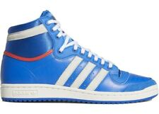 Men's Adidas Originals Top Ten Hi Glory Blue/Orbit Grey/Gold Metallic/Red EG5517