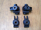 Redcat 1/8 Kaiju Front & Rear Knuckles Steering Blocks Carriers Upright Bearing