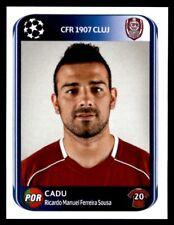 Panini Champions League 2010-2011 Cadu CFR 1907 Cluj No. 330