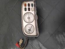 yamaha vmax v-max vmx1200 tank clocks gages rev counter wiring silver/grey box71