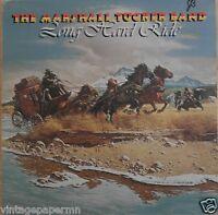 The Marshall Tucker Band Long Hard Ride 1976 Vinyl LP Capricorn Records CP 0170