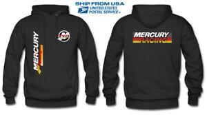 HOT mercury racing team hoodie sweatshirt USA size ( size in diskripsi )
