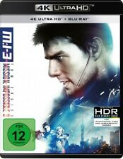 MISSION: IMPOSSIBLE 3 (Tom Cruise) 4K Ultra HD + Blu-ray Disc NEU+OVP