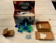 Vintage REMCO 1982 Crystar Warriors Catapult. ITALIAN Version in Box Clean Rare