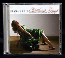 CD Christmas Diana Krall Have a Merry Little Winter Wonderland Jingle Bells Song