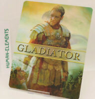 GLADIATOR - Lenticular 3D Flip Magnet Cover FOR bluray steelbook