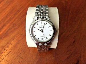 BULOVA SWISS Unisex  Watch