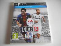 JEU PLAYSTATION / PS3 - FIFA 13 ( SANS NOTICE )
