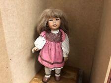 Heidi Ott Vinyl Puppe 46 cm. Top Zustand