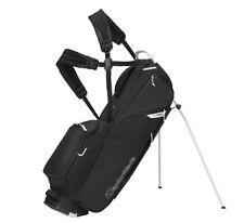 TaylorMade Flextech Lite Stand Golf Bag - New 2021 - Black