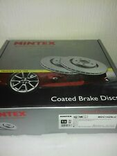 New Mintex MDC1429L Front brake disc Porsche 911 Boxster Caymen 996 997 986 987