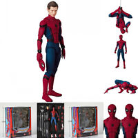 "6"" Spider-Man Homecoming Action Figure Collection Mafex Gift Toy NEW"