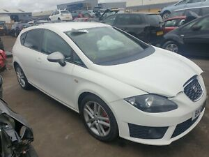 SEAT Leon Mk2 2010 Candy White LB9A Full Car Breaking Wheel Nut Only