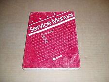 1984 Dodge Ram Van Wagon B150 B250 B350 service shop dealer repair manual