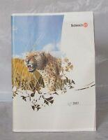 CATALOGO SCHLEICH AÑO 2007 - Coleccionistas