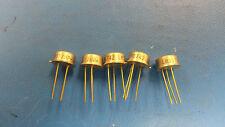 (5 PCS) LM317HP+ NATIONAL SEMI. LDO Regulator Pos 1.2V to 37V 0.5A 3-Pin TO-39