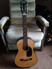 Vintage Norma Guitar Fg-5 With Steel Reinforced Neck Pre-owned 6 String