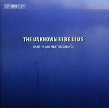 J. Sibelius - Unknown Sibelius [New SACD] Hybrid SACD