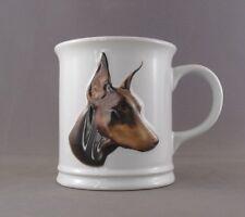 Doberman Pinscher Dog Coffee Mug Expres Best Friend Originals, 1999, Barbara Aug