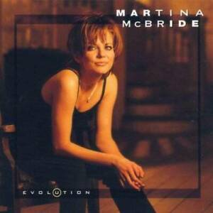 Evolution - Audio CD By Martina Mcbride - VERY GOOD