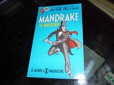 Mandrake le magicien. Lee Falk