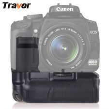 Travor Camera Battery Pack Grip Holder for Canon EOS 350D 400D XTi XT BG-E3 DSLR