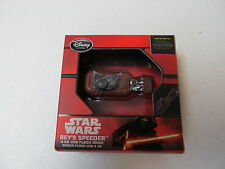 Rey's Speeder 4GB USB Flash Drive Disney Star Wars Force Awakens store memory