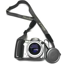 CANON Powershot S2 IS Camera With Gray Strap PC1130 Nice Condition