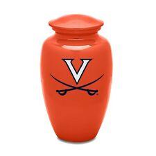 UVA Orange Adult Cremation Urn