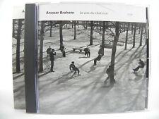 ANOUAR BRAHEM Le pas du chat noir 2002 ECM Records Francois Couturier CD