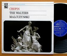 SXLP 30130 Chopin The Waltzes Malcuzynski NEAR MINT HMV Stereo LP